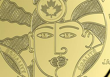La Monnaie royale canadienne met en circulation le dollar « égalité » pour souligner 50 ans de progrès en faveur des droits des personnes des communautés LGBTQ2 au pays